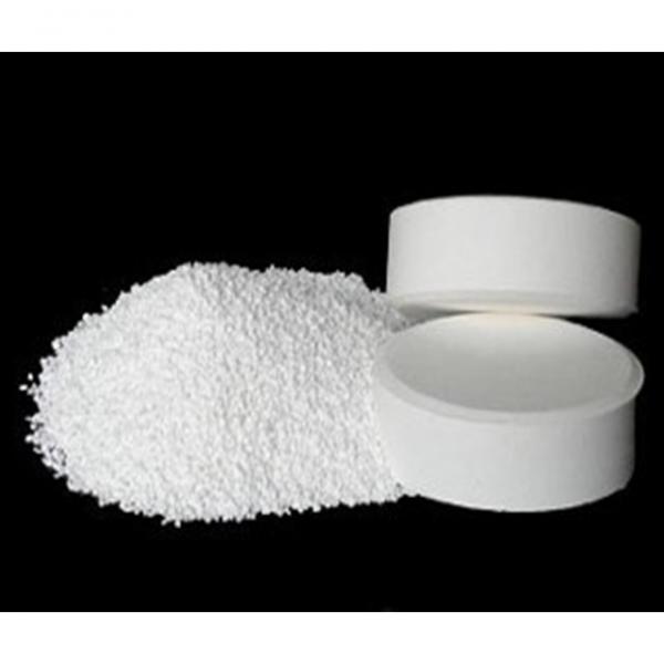 Water Purification Tablet TCCA 90% Trichloroisocyanuric Acid Granular Tablets #1 image