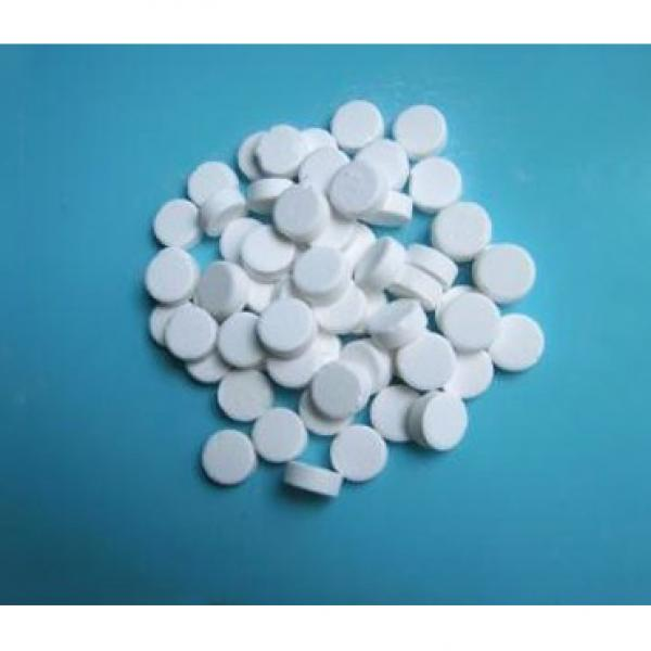 Sodium Dichloroisocyanurate Tablets for Water Purification #3 image