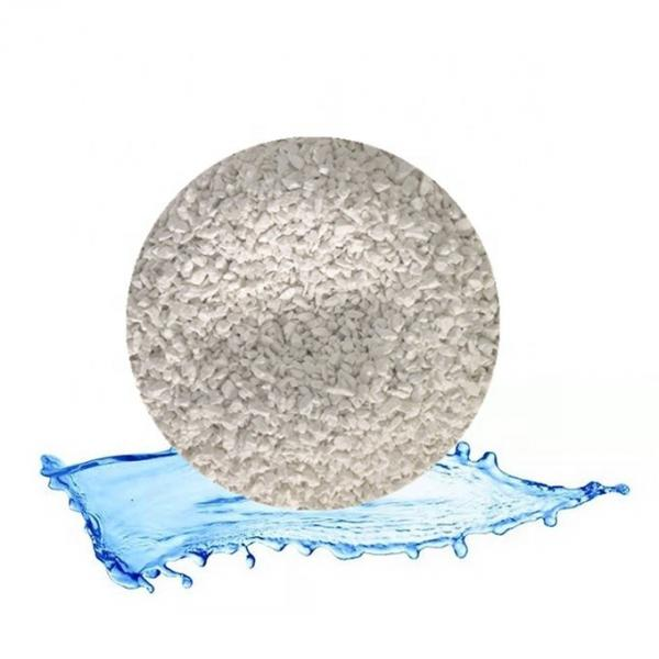 High Quality TCCA 90% Granules / Tablets for Water Treatment Purification Swimming Pool Disinfectant #1 image