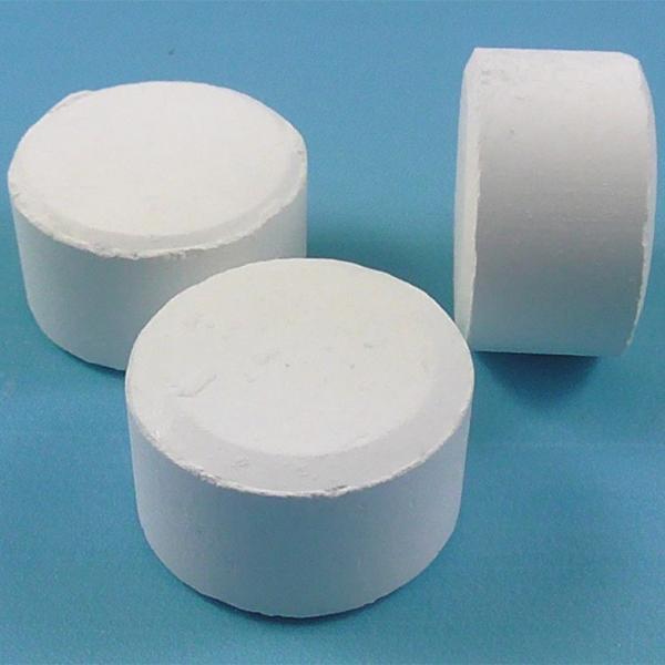 Factory Supplier Trichloroisocyanuric Acid TCCA 90% Granular, Tablets and Powder MSDS #3 image
